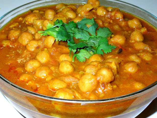 Chana Masala by veggierecipehouse