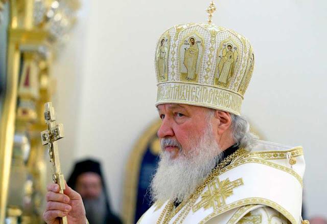 Патриарх Кирилл: Имён убийц и террористов не должно быть в топонимике города