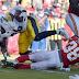Steelers vencen a KC para acabar el último invicto de la NFL