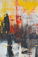 Paysage intérieur 1 toile d'Arnaud de Bonis