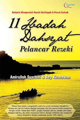 11 Ibadah Dahsyat Pelancar Rezeki