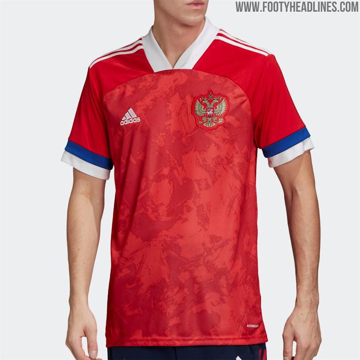 adidas Russland EM Trikot 2020   Home & Away   Shorts
