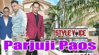 Lirik Lagu Style Voice - Parjuji Paos