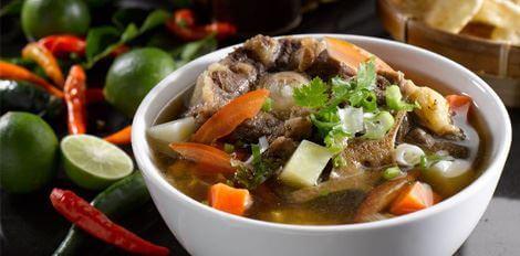 makanan khas indonesia yg mendunia