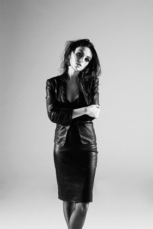 Mila Kunis Looking Classy In Her Latest Photoshoot For