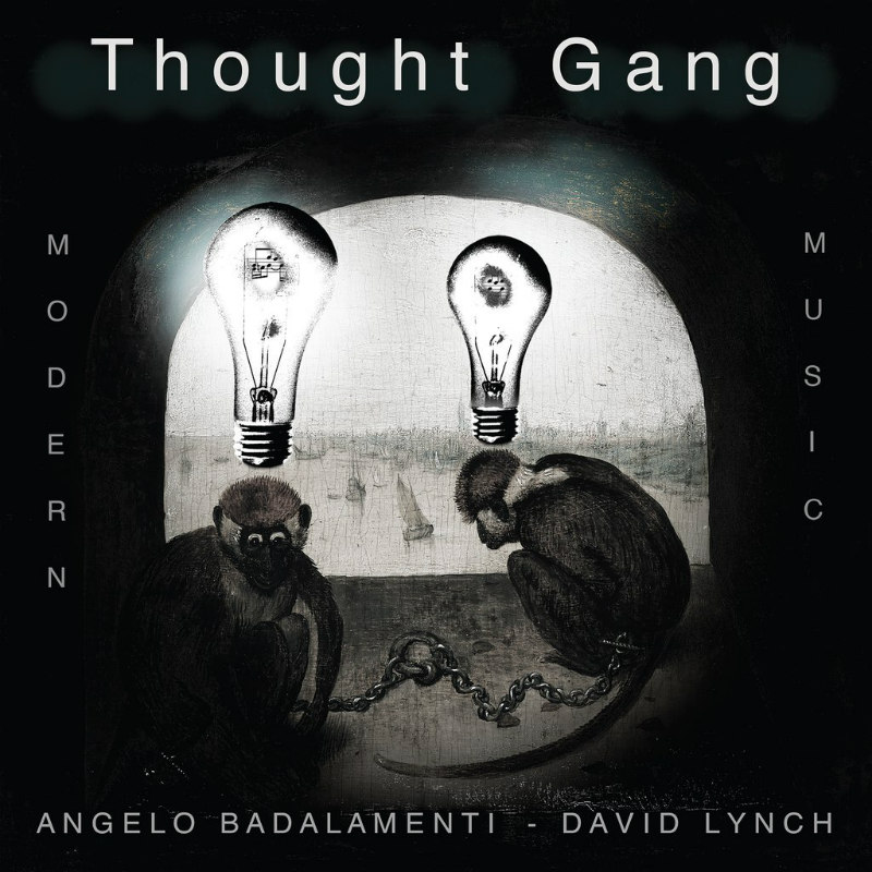 David Lynch & Angelo Badalamenti's Lost Album 'Thought Gang'
