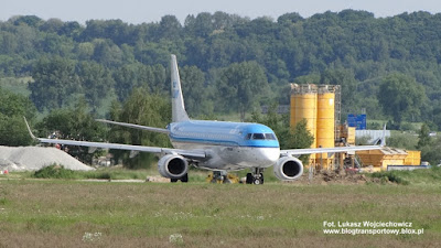 Embraer ERJ-190, PH-EZD, KLM Cityhopper