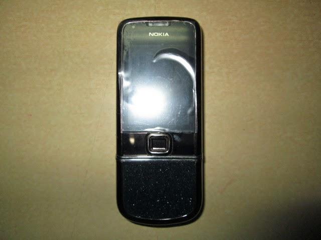 Nokia jadul 8800 arte