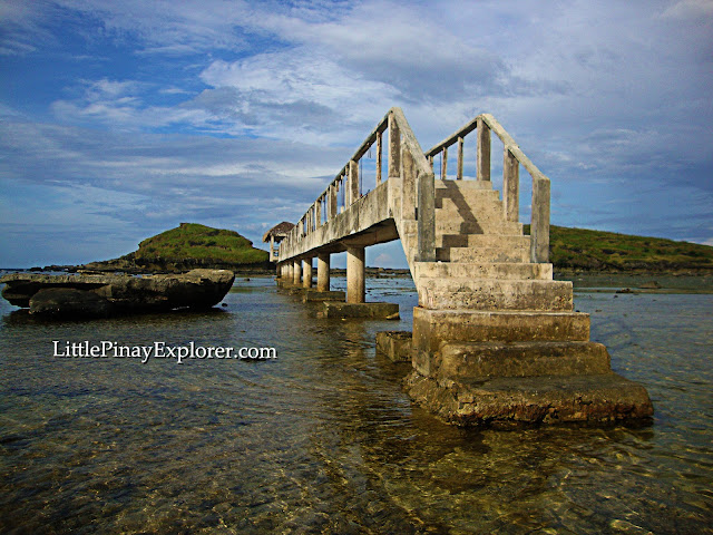 bridge magasang rock samar, northern samar, biri island, ph travel destinations, amazing ph, little pinay explorer, tacloban blogger