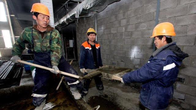 Rusia comienza deportación de trabajadores norcoreanos