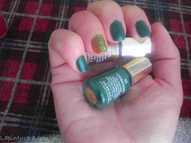 manicura verde 02