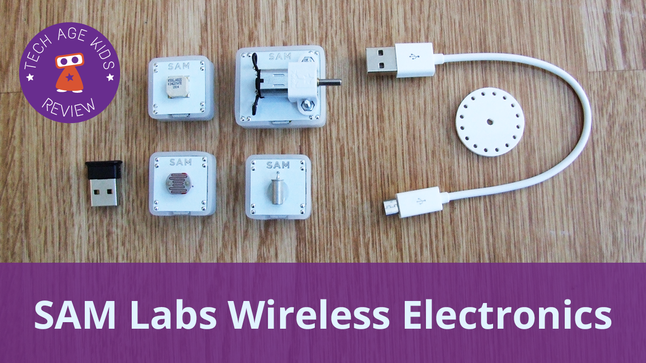 sam labs wireless electronics review first impressions [ 1280 x 720 Pixel ]