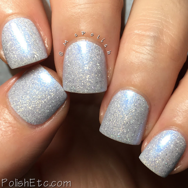 KBShimmer - Holo-Day Collection 2017 - McPolish - Up To Snow Good