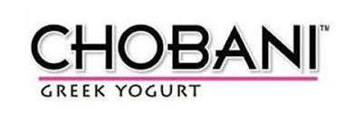 Chobani logo1 - Peachy Keen Cobbler Cake