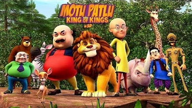 Motu Patlu: King Of Kings Full Movie