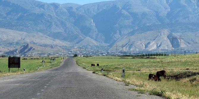 Desa Baysun, Uzbekistan