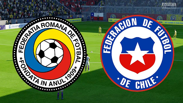 Romania vs Chile  Full Match And Highlights 31 May 2018
