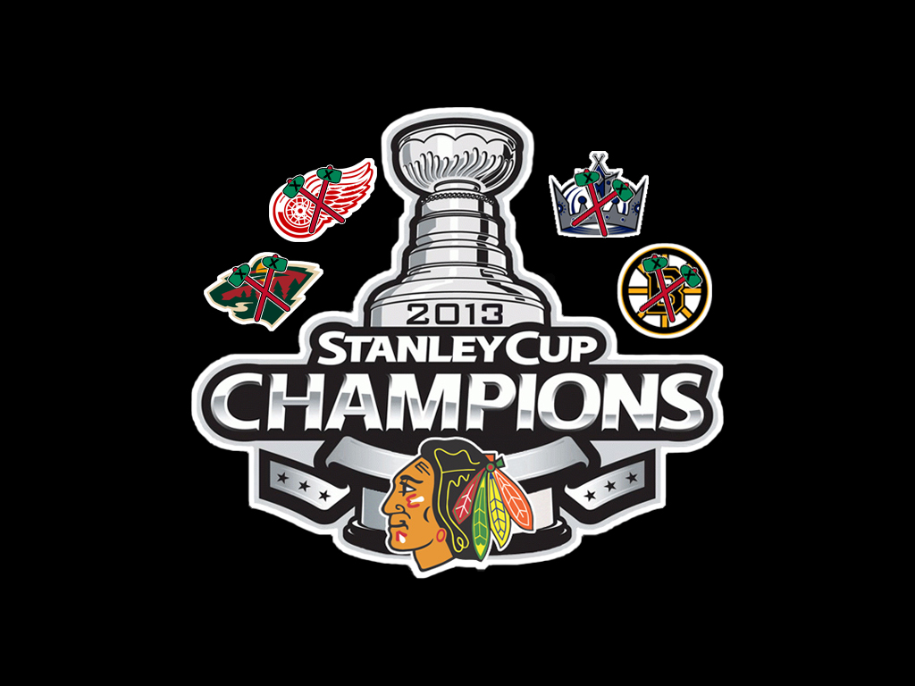2013 Upper Deck Chicago Blackhawks Stanley Cup Champions ...