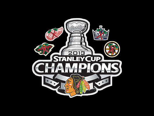 2013 Chicago Blackhawks Stanley Cup Champions Wallpaper