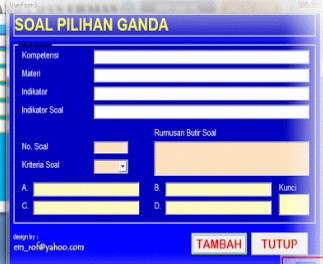 Download Aplikasi  Generator Auto Save Format Excel 2017