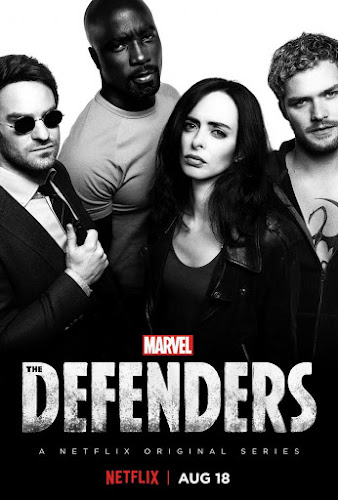 The Defenders Temporada 1 (WebRip 720p Dual Latino / Ingles) (2017)