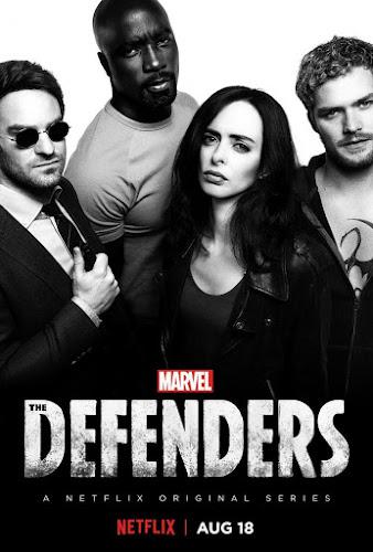 The Defenders Temporada 1 (WebRip 720p Dual Latino / Ingles) (2017)