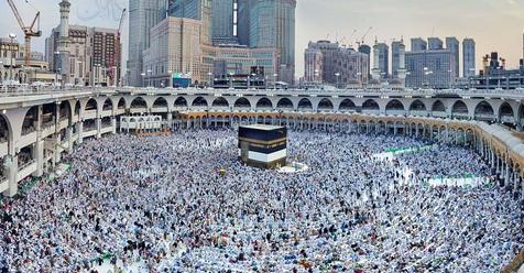 229 Jamaah Haji Ilegal Dari Indonesia Ditahan di Arab Saudi