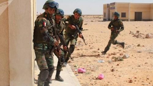 بالصور | دواعش سيناء يتم القبض عليهم من منازلهم بالزي النسائي هربا من وحوش الصحراء