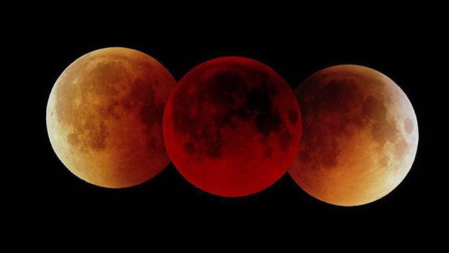 """""""Luna sangrienta"""": Llega el eclipse lunar más largo del siglo XXI"""