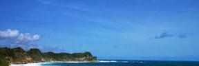 Gambar Tempat Wisata Pantai Nampu Wonogiri