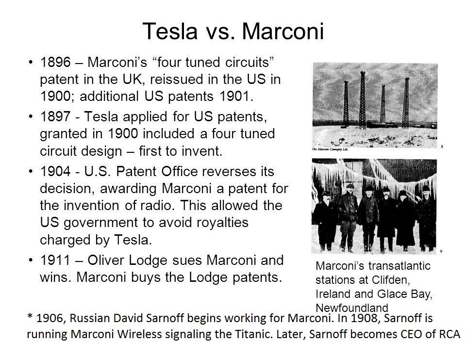 Nikola Tesla Apparatus For The Utilization Of Radiant Energy