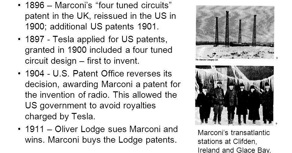 Nikola Tesla Quot Apparatus For The Utilization Of Radiant