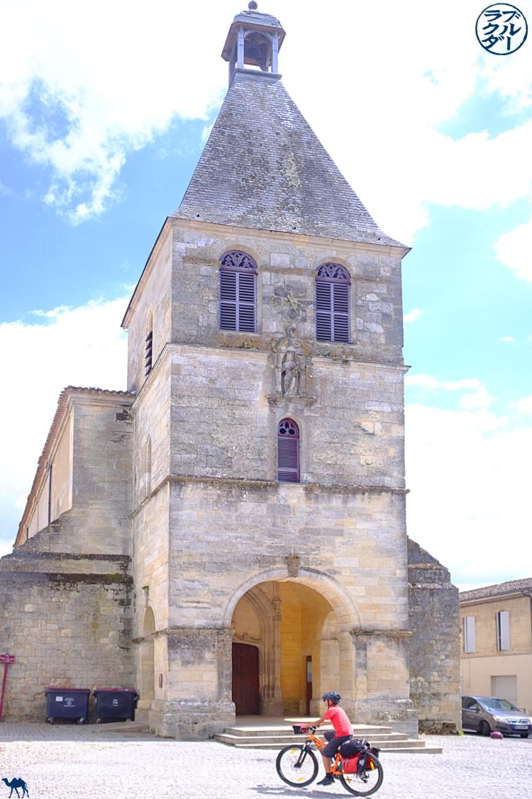 Le Chameau Bleu - Blog Voyage Canal des deux mers Sud Ouest France - Voyage en Vélo avec les enfants - Créon Gironde