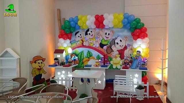 Festa Turma da Mônica - Decoração de aniversário