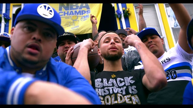 Warriors - Bizzle Feat. K. Allico w/ Steph Curry Cameo (Official Music Video)