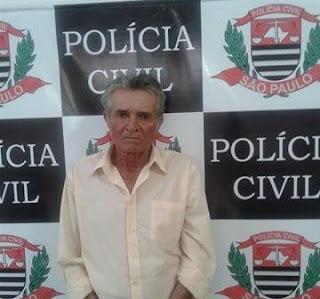 Foragido da Justiça é preso na cidade de Santo Anastacio/SP