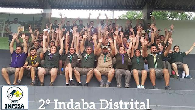 2º Indaba Distrital reúne mais de 70 chefes escoteiros em São João da Boa Vista(SP)