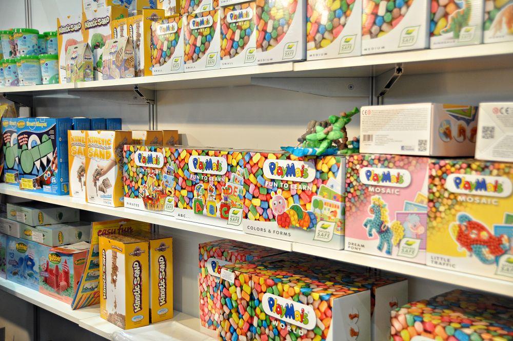 targi dziecko dzieci kreatywne zabawki raj smyka edukacja