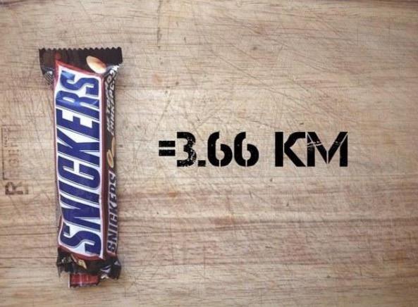 Lihat Berapa Kilometer yang Perlu Anda Lari Selepas Memakan Coklat Ini