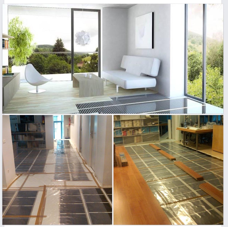 Parquets el drago compatibilidad entre un suelo laminado y un suelo radiante - Calefaccion por hilo radiante ...