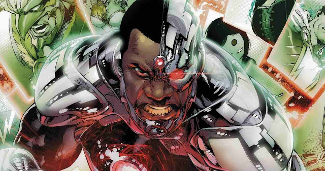 Ray Fisher también interpretará a Cyborg en Flash