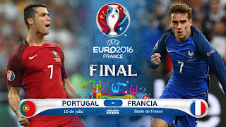 Portugal vs Francia en vivo