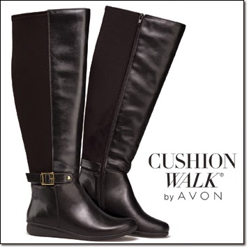 Avon Cushion Walk Boots