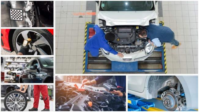 تحميل 7 صور لخدمة صيانة السيارات جودة عالية