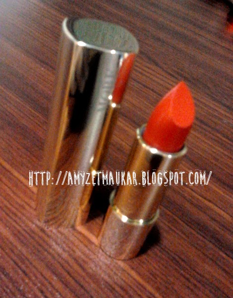 Lipstick Coral Red More by Demi