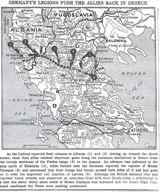 20 April 1941 worldwartwo.filminspector.com Greece map NY Times