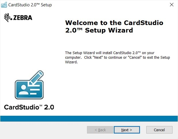 Zebra CardStudio Professional Serial