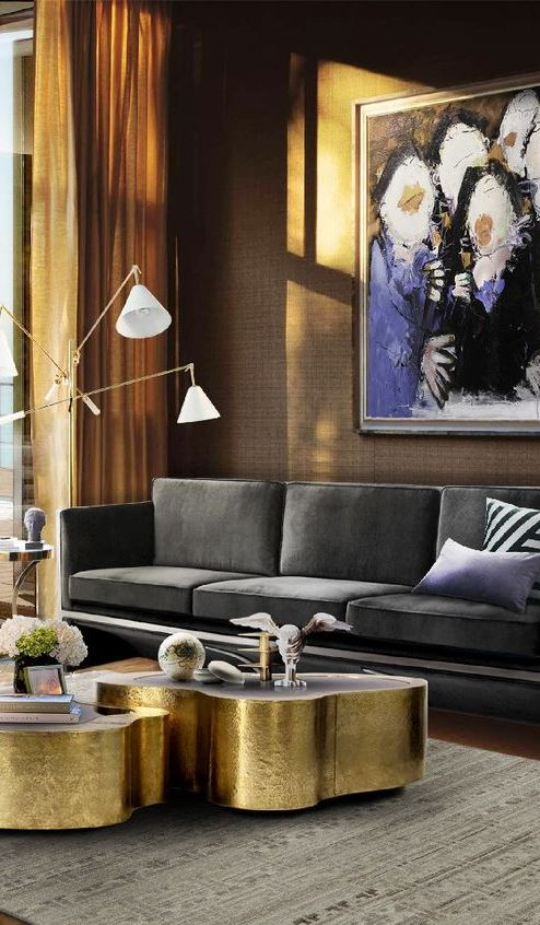 50 SHADES OF GREY HOME DESIGN IDEAS: GET YOUR LUXURY APARTMENT
