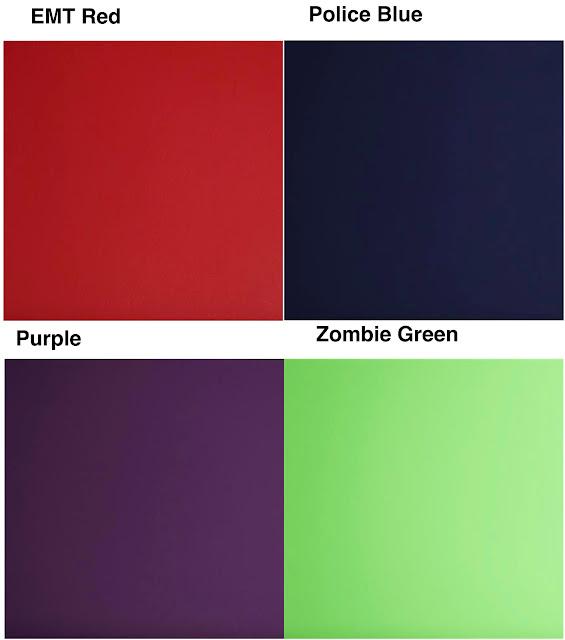 kydex custom sheath colors