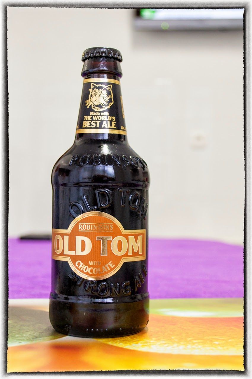 Robinsons Old Tom With Chocolate